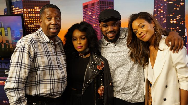 Rickey Smiley Morning Show Guest
