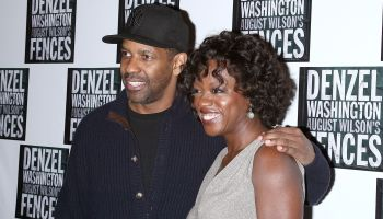 Fences Broadway Opening Night - After Party