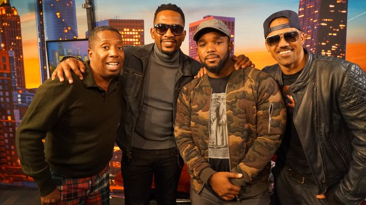 Headkrack Gary With Da Tea, Bill Bellamy & Shamer Moore
