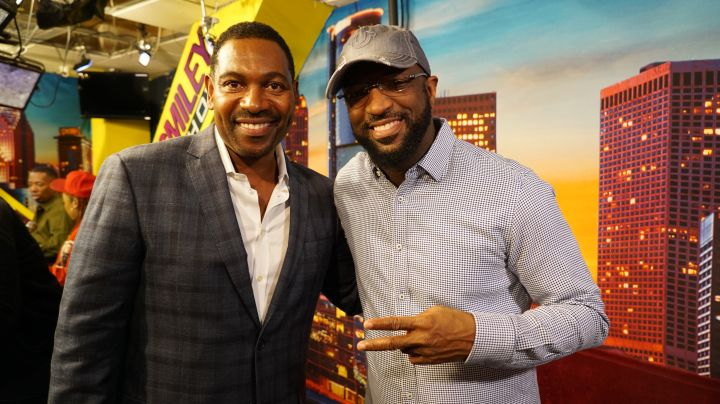 Rickey Smiley & Michael T Williamson