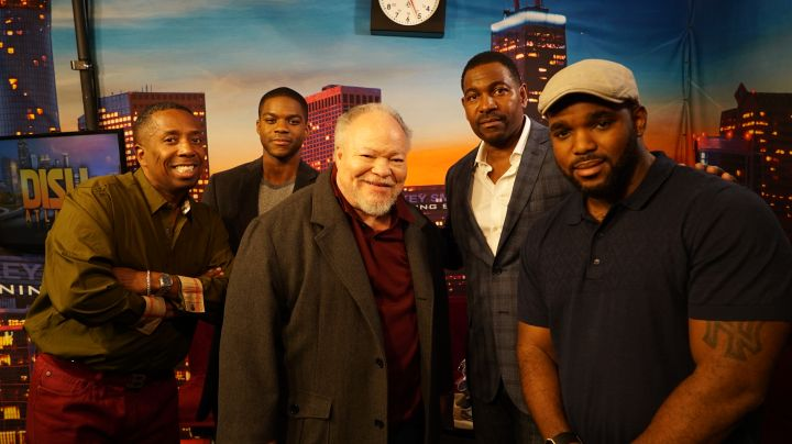 Cast Of Fences On The Rickey Smiley Morning Show