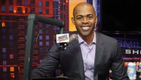 Dr. Ian Smith Guest On Rickey Smiley Morning Show