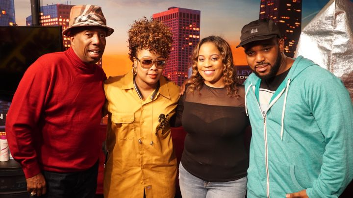 Shonda White On The Rickey Smiley Morning Show