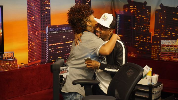 Rickey Smiley Morning Show Behind The Scenes