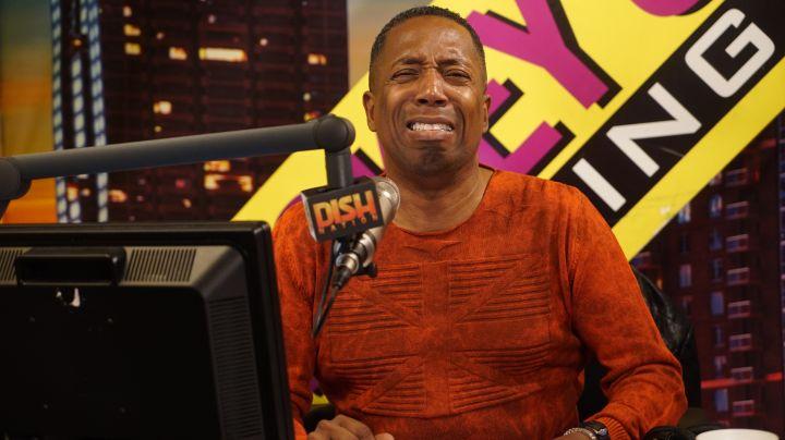 Gary With Da Tea On The Rickey Smiley Morning Show