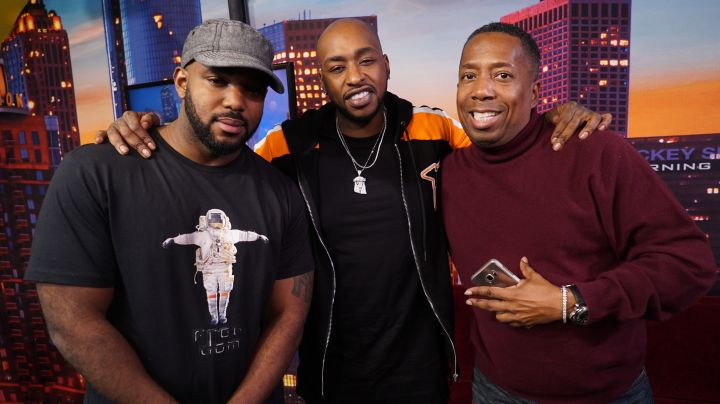 Headkrack, Gary & Ceaser of VH1's Black Ink Crew