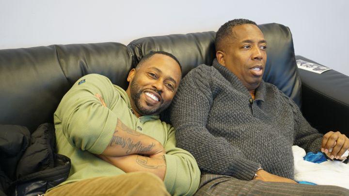 Special K & Gary With Da Tea Cuddled Up?