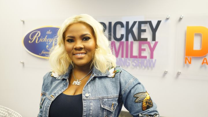 Premadonna On The Rickey Smiley Morning Show