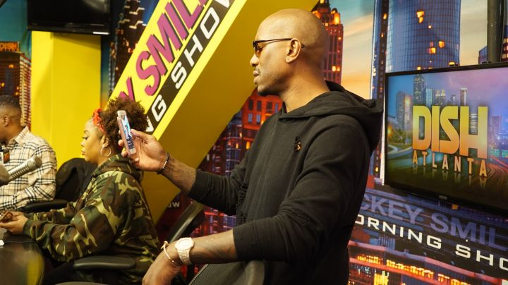 Tyrese On The Rickey Smiley Morning Show