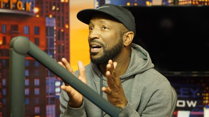 Rickey Smiley Morning Show with special Guest Cece Winans
