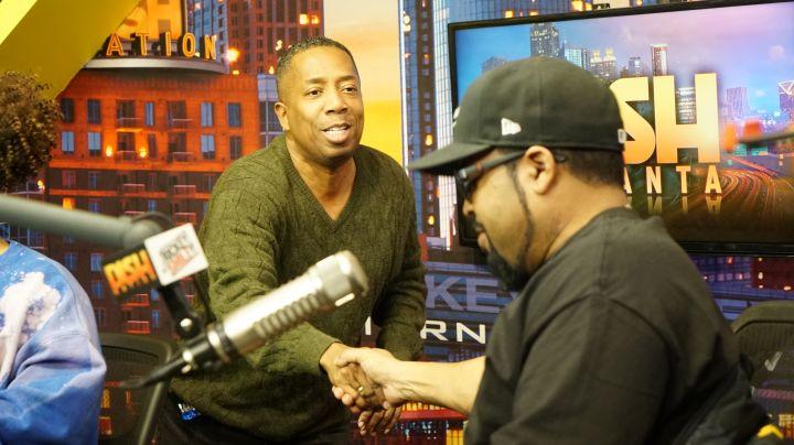 Gary With Da Tea & Ice Cube