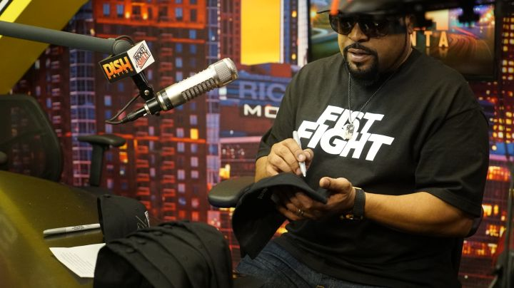 Ice Cube Stops By The Rickey Smiley Morning