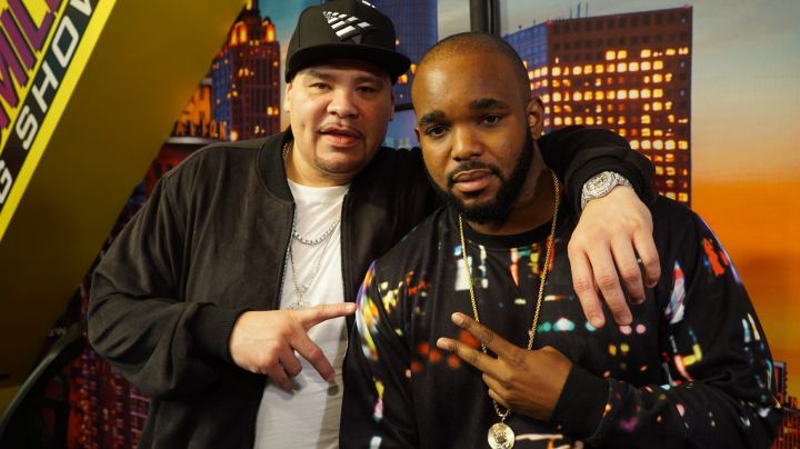 Headkrack & Fat Joe After A Compelling Interview