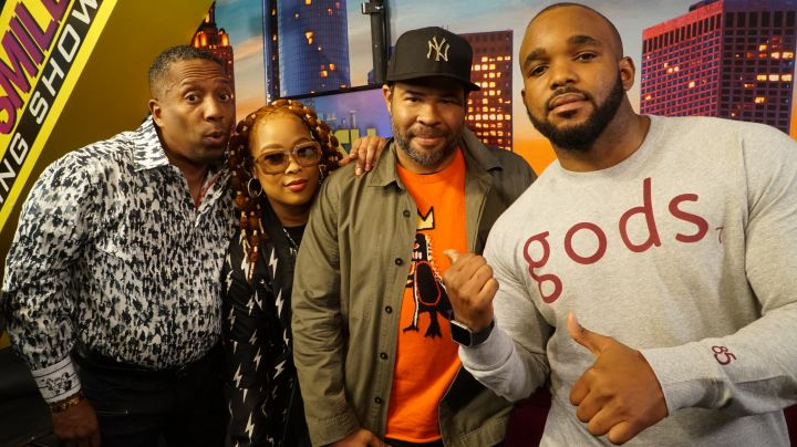 Jordan Peele And The Rickey Smiley Morning Show