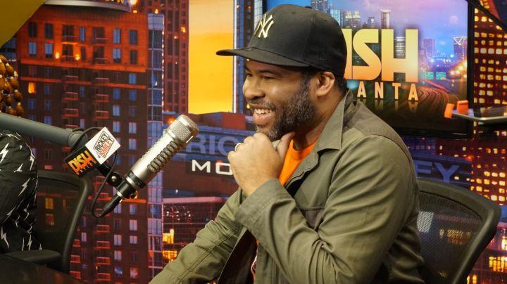 Jordan Peele On The Rickey Smiley Morning Show