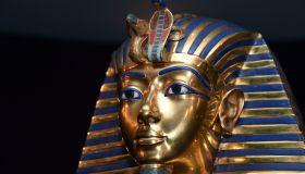 King Tut, 'Tutanchamun - Sein Grab und die Schaetze' Exhibition Preview