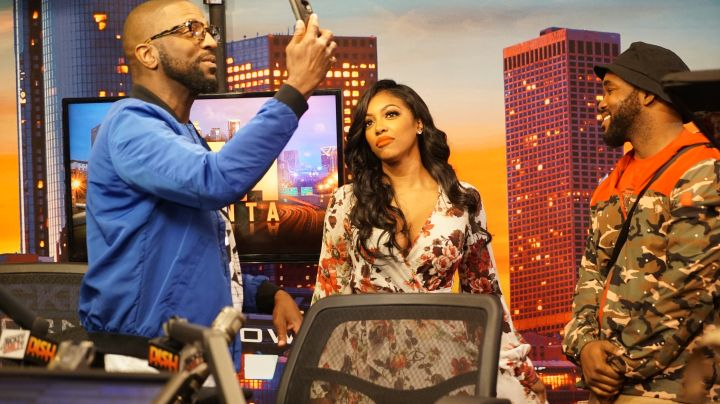 Rickey Smiley, Headkrack, & Porsha Williams