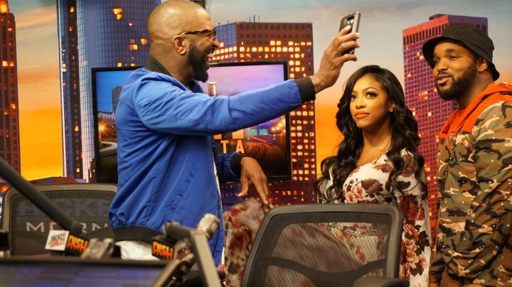 Rickey Smiley, Gary With Da Tea, & Porsha Williams