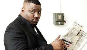 Aries Spears at the Helium Comedy Club