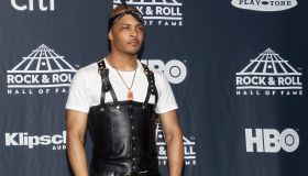32nd Annual Rock & Roll Hall Of Fame Induction Ceremony - Press Room