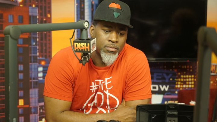 David Banner On The Rickey Smiley Morning Show