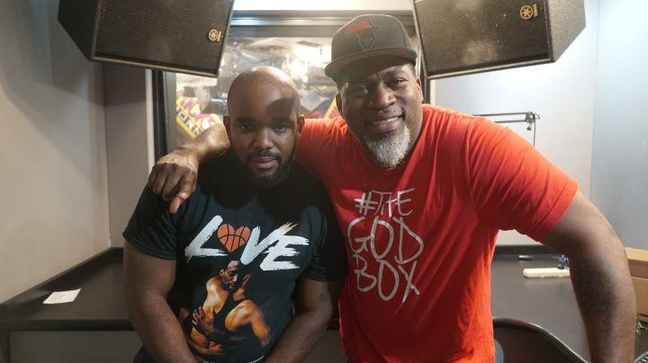 Headkrack & David Banner In The Hip Hop Spot