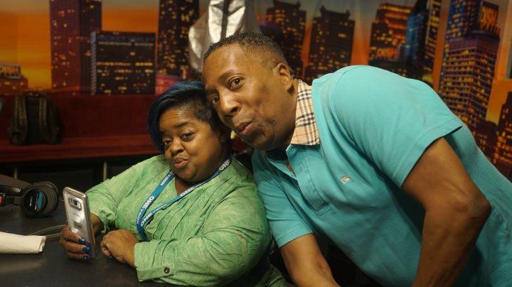 Ms. Juicy & Gary With Da Tea