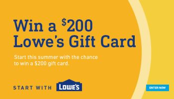 RSMS Lowes Summer Campaign