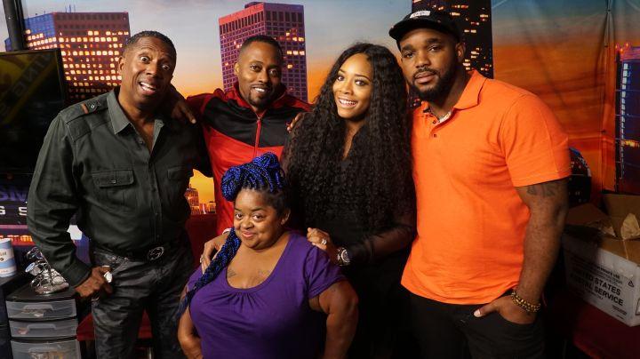 Gary, Special K, Yandy Smith, Headkrack, & Ms. Juicy