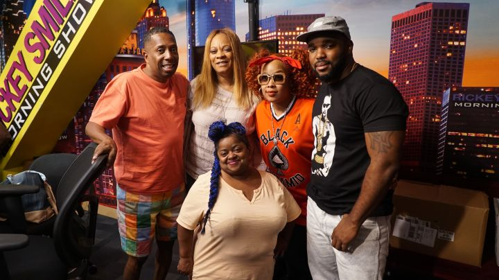 Gary With Da Tea, Debra Antney, Da Brat, Headkrack, Ms Juicy