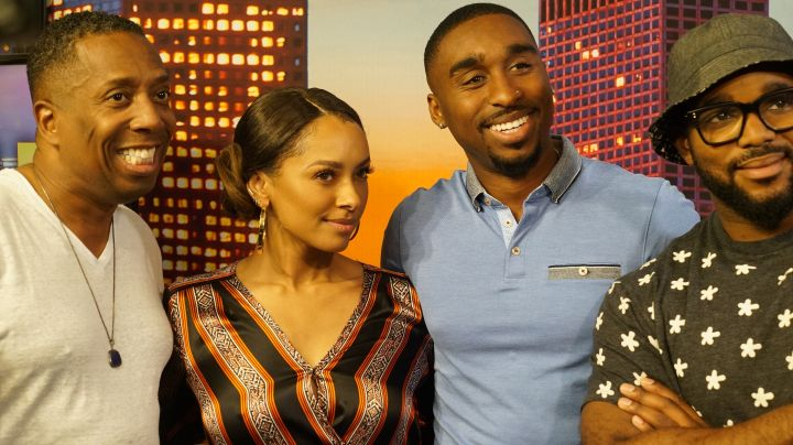 Gary With Da Tea, Kat Graham, Headkrack, Demetrius Shipp Jr