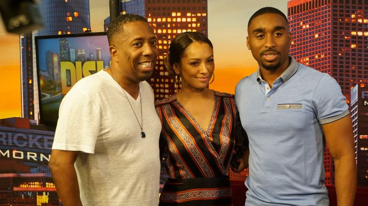 Gary With Da Tea, Kat Graham, Demetrius Shipp Jr
