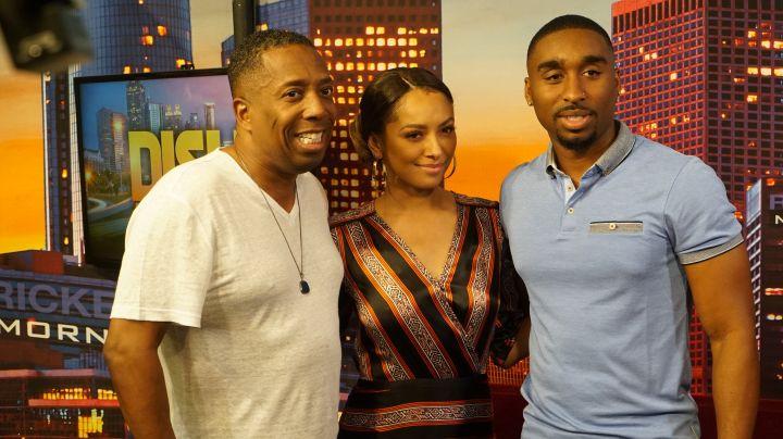 Gary With Da Tea, Kat Graham, Demetrius Shipp Jr
