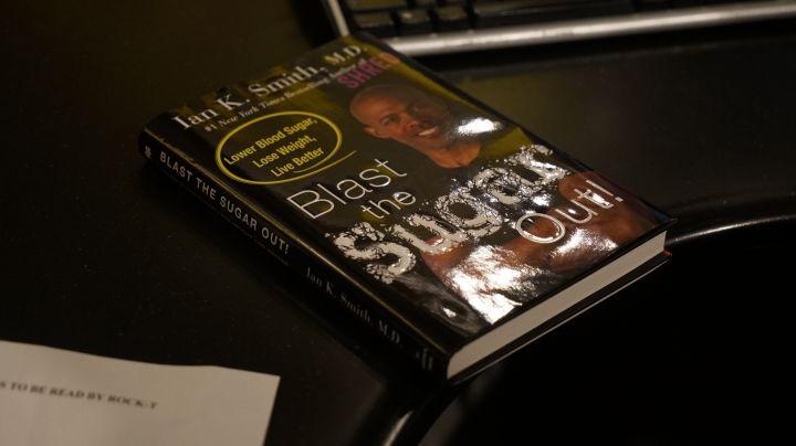 Dr Ian Smith's Book Blast The Sugar