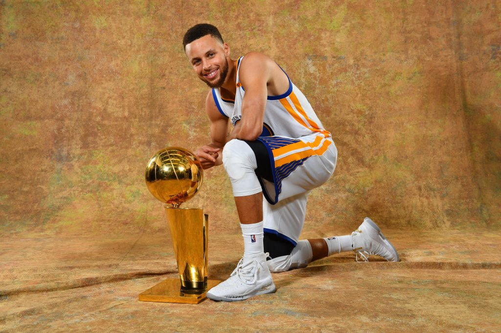 2017 NBA Finals - Portraits
