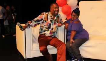 The Rickey Smiley Morning Show Live Broadcast Pre-Birthday Bash