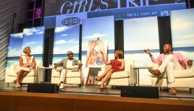 ABFF 2017 - GIRLS TRIP 'Anatomy of a Scene' Panel with Regina Hall, Will Packer and Malcolm D. Lee