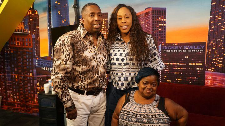 Gary With Da Tea, Dianna Williams, & Juicy