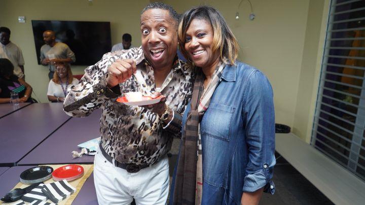 Gary With Da Tea & Brenda