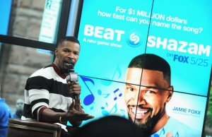 Build Presents Jamie Foxx Discussing His New Game Show 'Beat Shazam'