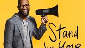 Rickey Smiley Stand By Your Truth And Then Run For Your Life book cover