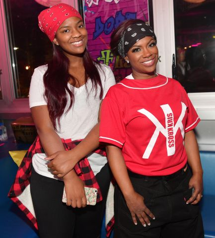 Reginae Carter Birthday Party