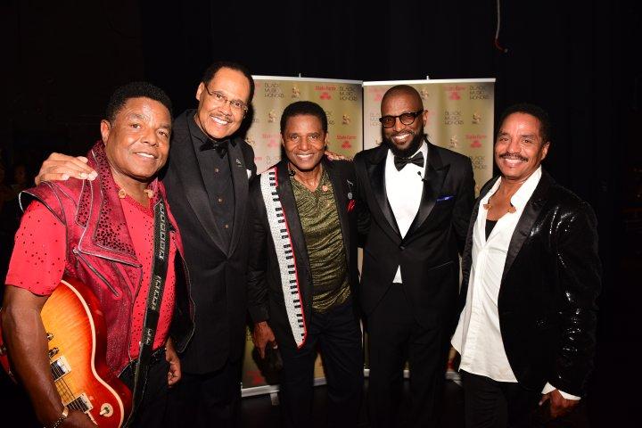The Jacksons, Don Jackson & Rickey Smiley
