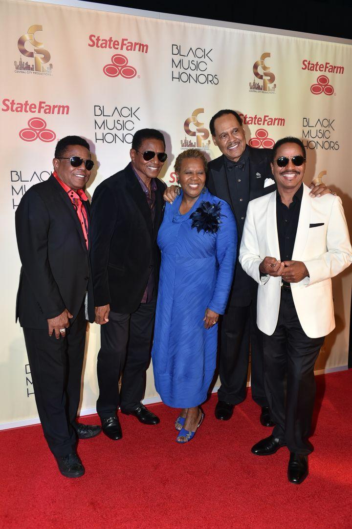 The Jacksons, Don Jackson & Erma Davis
