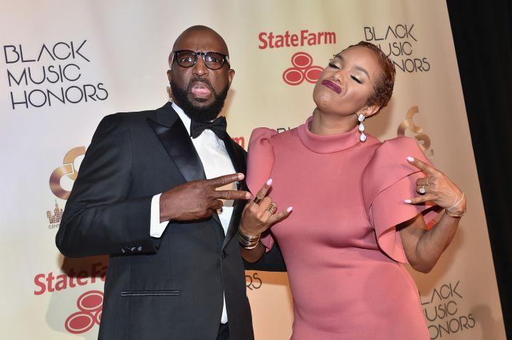 2017 Black Music Honors – Arrivals