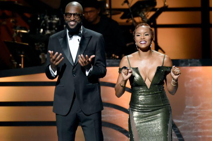 2017 Black Music Honors - Arrivals