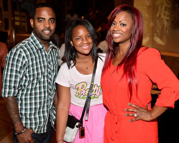 Red Carpet Arrivals During The Opening Night Of Trey Anthony's ''Da Kink in My Hair'