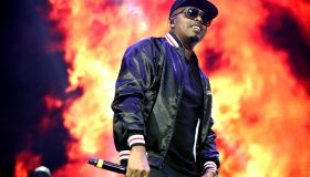 Lauryn Hill And Nas Perform At Bill Graham Civic Auditorium