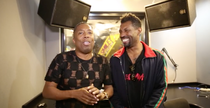Gary With Da Tea & Deon Cole