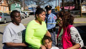 Raleigh, N.C., neighborhood tense but calm after police kill black man